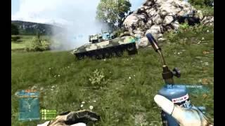 Battlefield 3 - Panz si sente solo Thumbnail