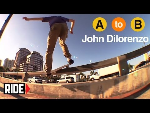 John Dilorenzo Skates West Palm Beach, FL - A to B