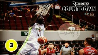 TOP 10 Dunks | PBA Commissioner's Cup 2018 | Week 1