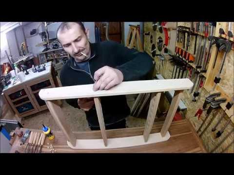 Fabrication d'un petit rack a gouges