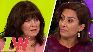 Would You Tell a Friend They Need a Face Lift? | Loose Women