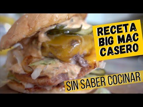 Receta Big Mac casero... SIN SABER COCINAR - 365 Sanguchez