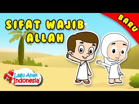 20 Sifat Wajib Bagi Allah - Lagu Anak Indonesia - Lagu Anak Islam