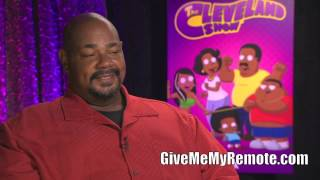 THE CLEVELAND SHOW: Kevin Michael Richardson Teases Season 4