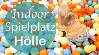 Indoor Spielplatz Vlog - Fun, Kopfschmerzen & Mega Trubel!!