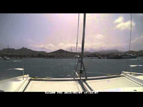 Getting to Mindelo Cape Varde