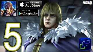 Fist Of The North Star Legends ReVIVE Android iOS Walkthrough  - Part 5 - Ch4: KING Part 3