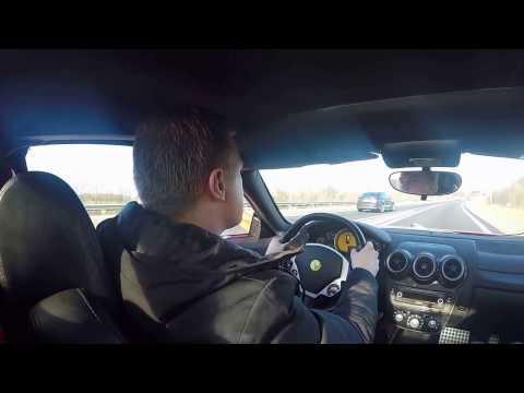 Ferrari F430 Spider rijden