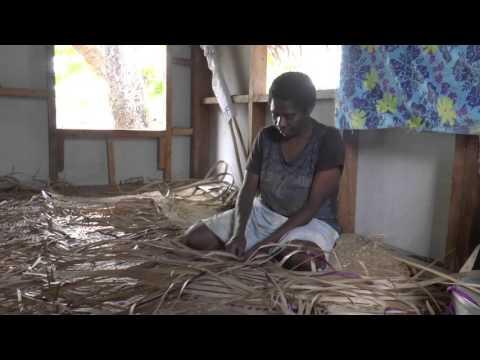 Weaving mats / wivim mat  (Lawa, Malakula, Vanuatu)