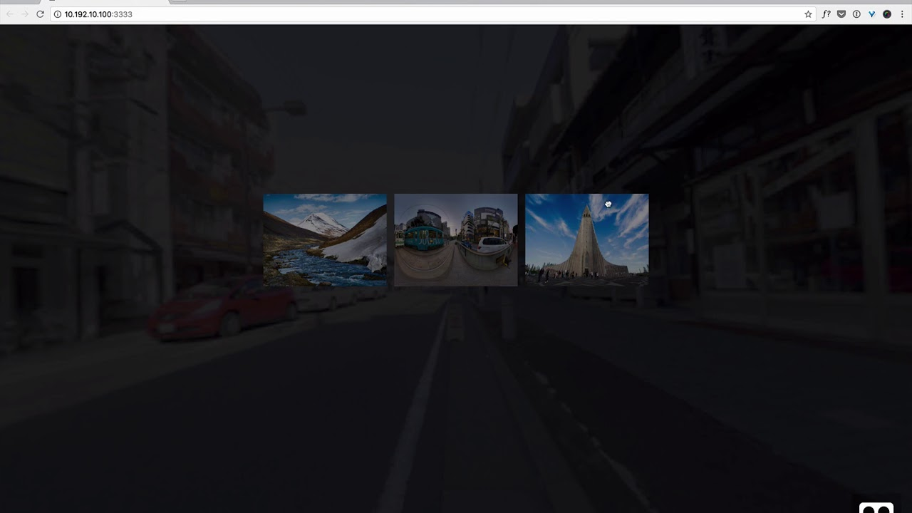 Create a Virtual Reality UI Prototype
