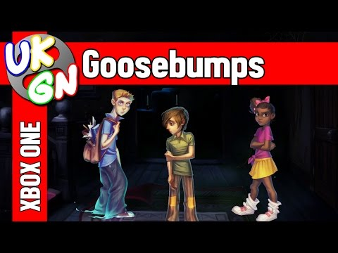 Goosebumps [Xbox One] Full Walkthrough - 100% Achievements
