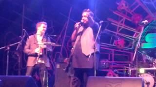 Shankar Mahadevan and Shankar Tucker at Storm Festival - Sapno se bhare naina