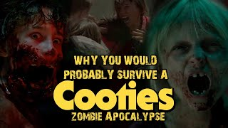 Why You Would PROBABLY Survive a Cooties Zombie Apocalypse