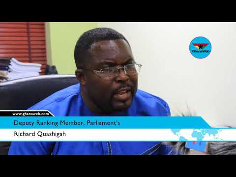 GIS recruitment: It is fraudulent to sell forms to applicants - Quashigah