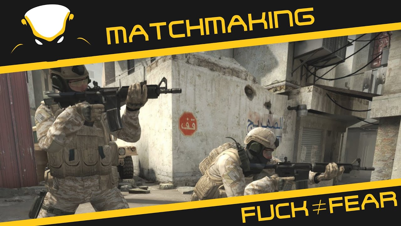 CS gå matchmaking tracker