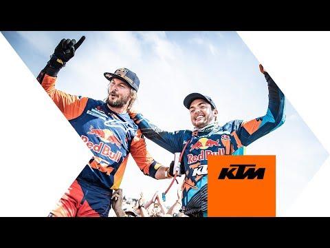 KTM Factory Racing 2019 Dakar Rally review | KTM Mp3