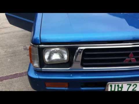 ขายรถกระบะ Mitsubishi Cyclone ปี36 รถมือสองเชียงใหม่