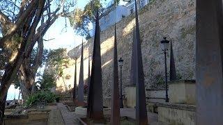 Old San Juan, Puerto Rico - Sculpture Park at Paseo de la Princesa HD (2013)