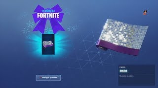 FREE 14-DAY FORTNITE GIFT PAPER