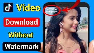 Gambar cover How to Download Tik Tok Video Without Watermark