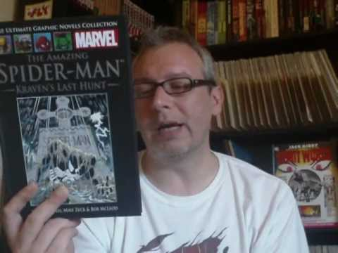 Ultimate Graphic Novel Collection - Amazing Spider-Man - Kraven