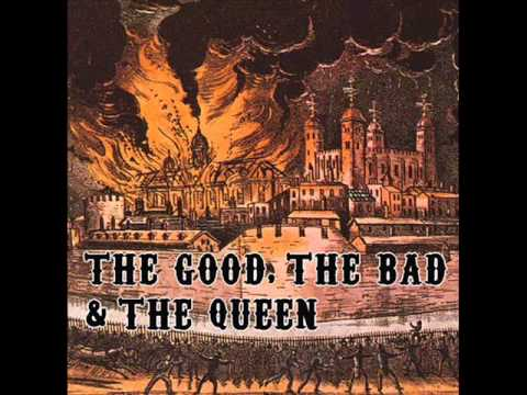 Chord guitar The Good, the Bad & The Queen - Herculean