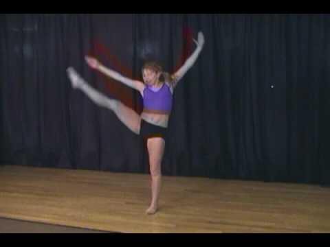 Hayley Holmes Dancing