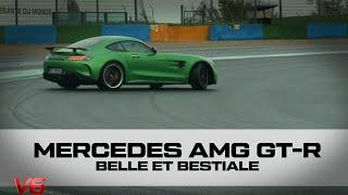 [MERCEDES AMG GT-R] Belle et bestiale - Les essais Supercars de V6