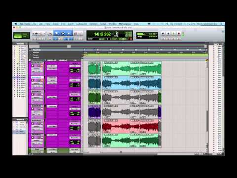 Pro Tools: How to Prepare Session Files For Transferring