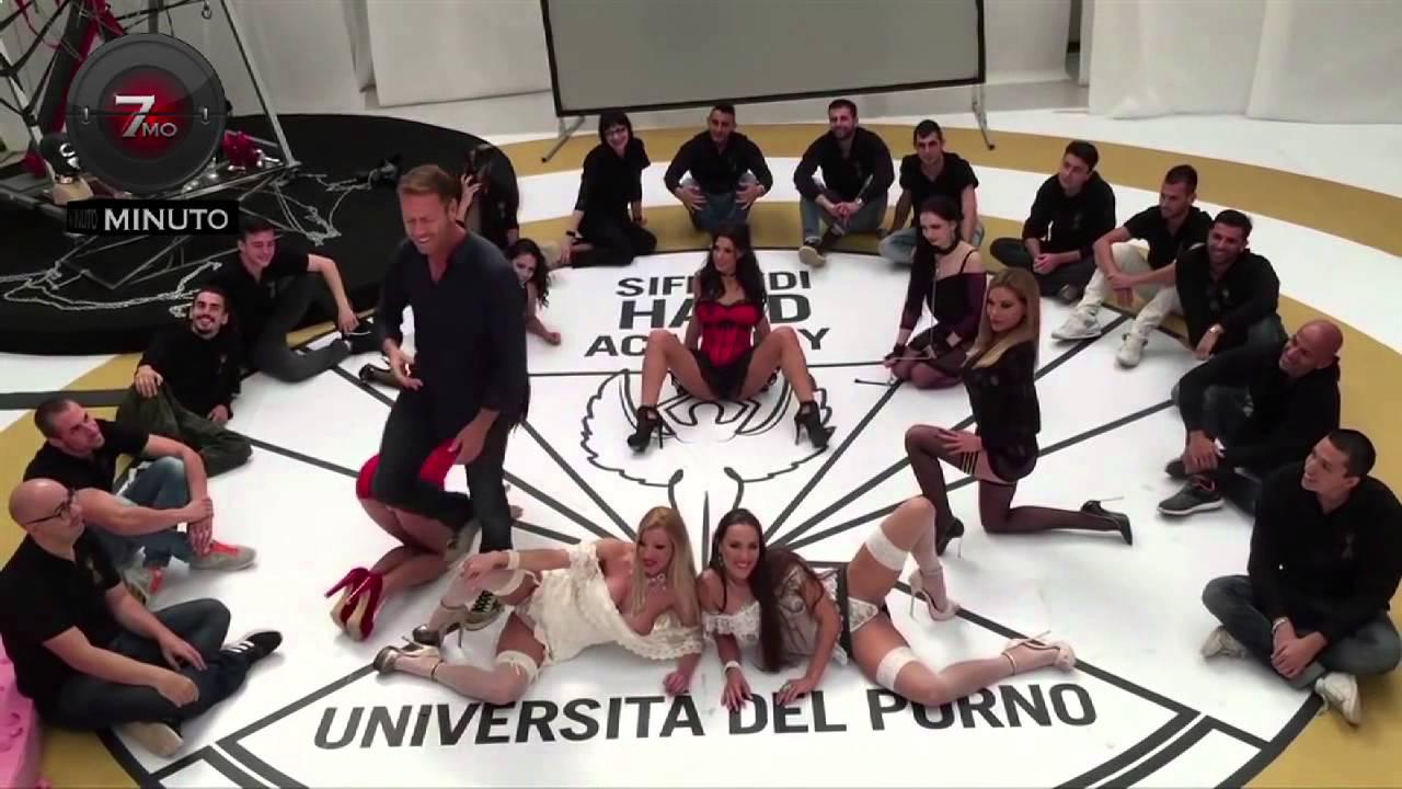 Universidad porno