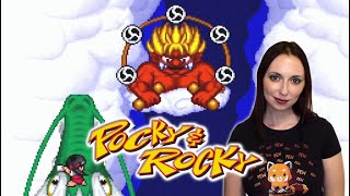 Why you should pĮay the Pocky & Rocky games on SNES | Cannot be Tamed