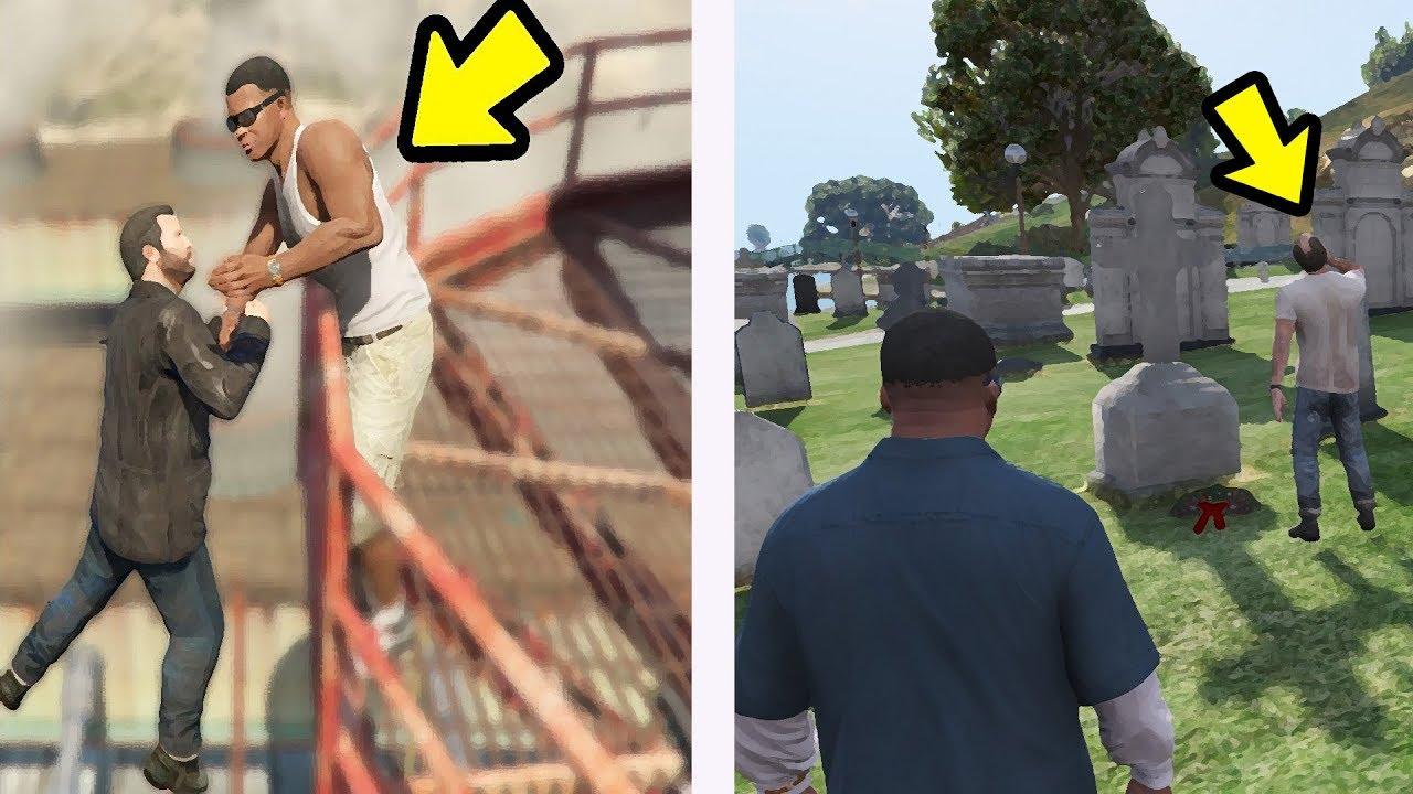 Download GTA 5 - O que acontece se você ENCONTRA Trevor depois de matar o MICHAEL na missão final