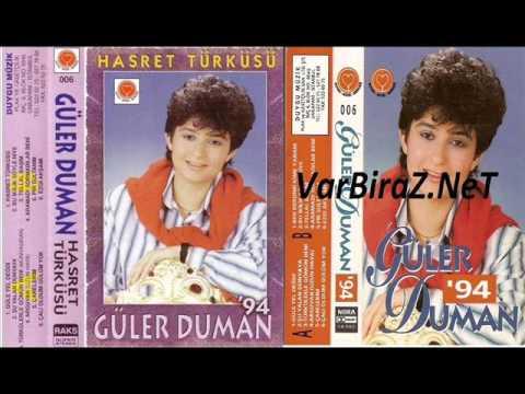 Güler Duman - Hasret Türküsü (G.Duman-94) Albüm/1994
