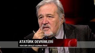 İlber Ortaylı, Atatürk'ün devrimlerini ve liderliğini anlattı