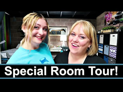 Special Room Tour! | Private Spa!