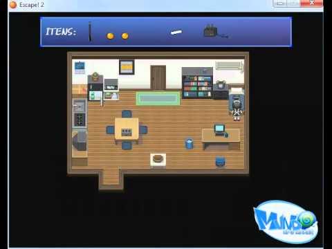 (Videoanálise) Escape! 2 (RPG Maker XP)