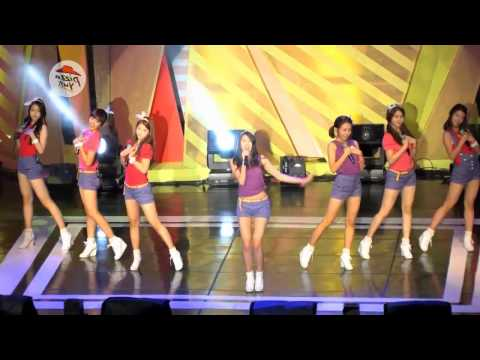 A Pink - I Don't Know mirrored dance fancam