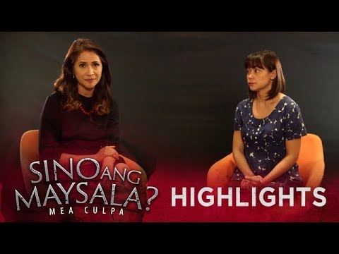 Fina tries to call for help to find Amor | Sino Ang Maysala