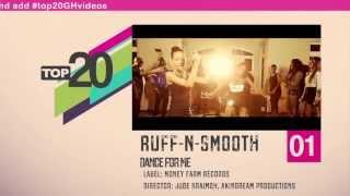 Top 20 Ghana Music Video Countdown - Week #17, 2013.