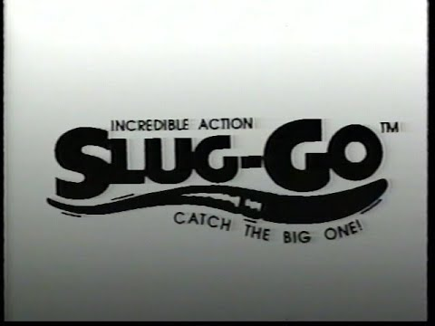VINTAGE Lunker City Slug-Go Video | Herb Reed & Doug Hannon