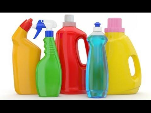 Riutilizzo contenitori di plastica