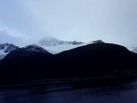 Glacier Cruising in the Beagle Channel