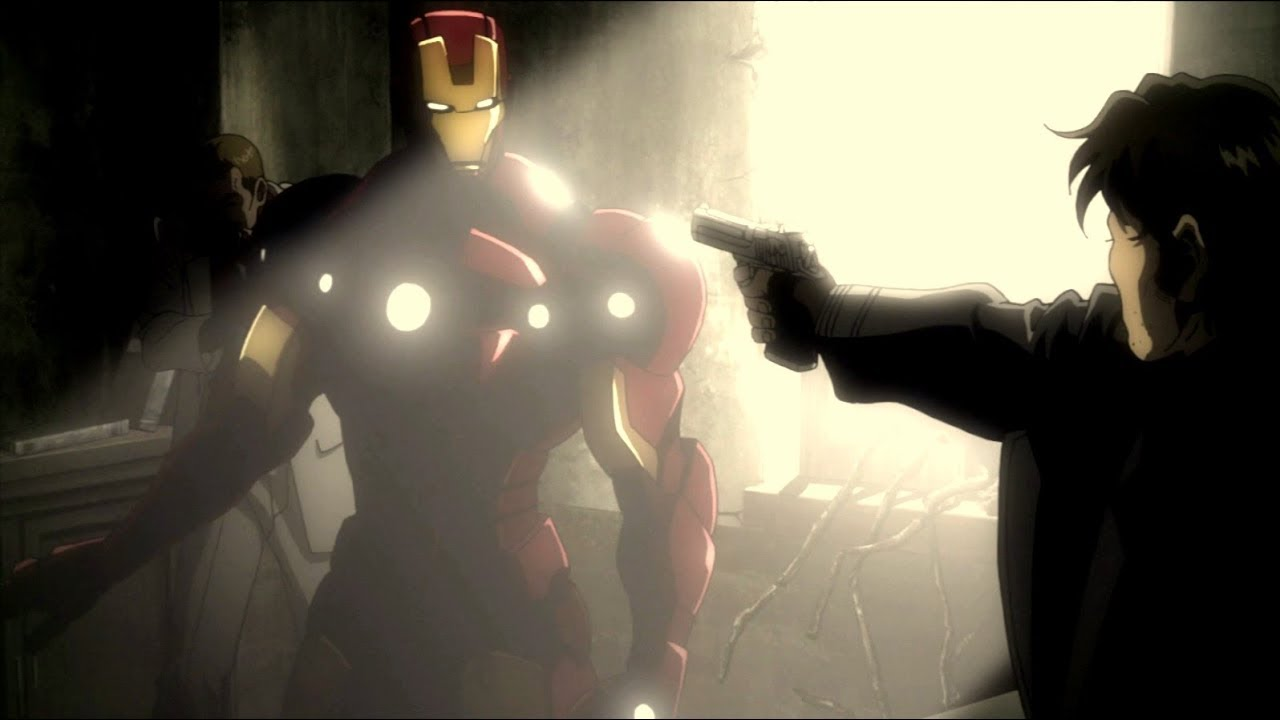 Download Iron Man vs the Punisher   Iron Man Rise of Technovore part 14