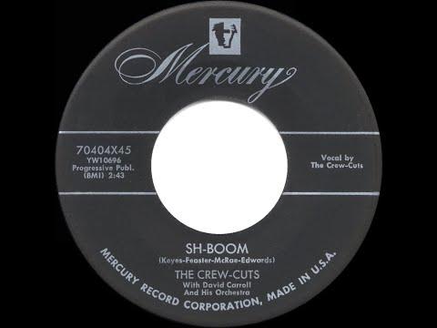 1954 HITS ARCHIVE: Sh-Boom - Crew-Cuts (a #1 Record)