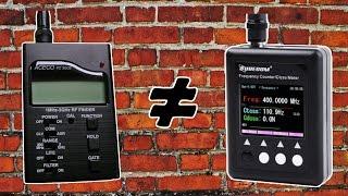 Обзор частотомера SURECOM SF401-PLUS и его тесты.