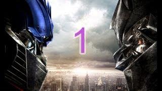 Прохождение Transformers: The Game Десептиконы Город: 1