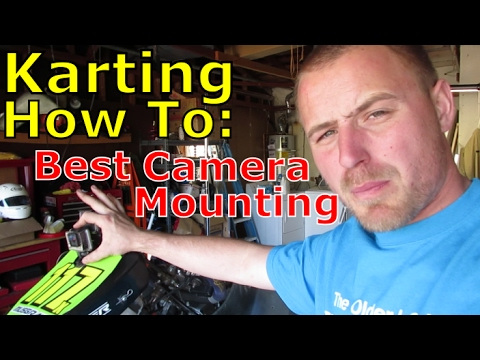 Karting How To : Best Camera Mounting with GoPro