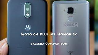 Moto G4 Plus vs Honor 5C - Camera Comparison