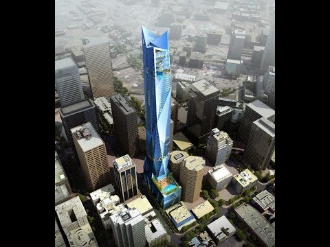 90 Story Mixed Use Tower Would Be Denver's Tallest