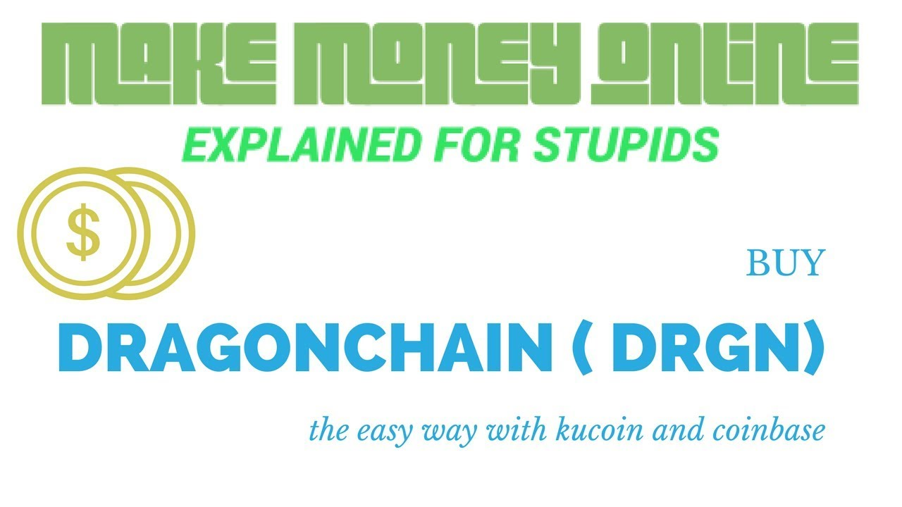 how to buy dragonchain coin